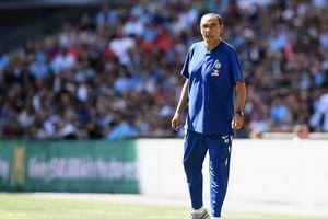 Chưa đủ quân, HLV Sarri chẳng hoàn thiện nổi chiến thuật cho Chelsea
