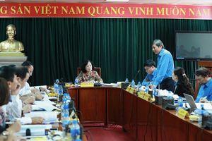 Đại hội XII Công đoàn Việt Nam dự kiến diễn ra từ ngày 24-26.9
