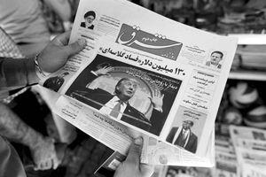 Châu Âu, kẻ thất bại trong cuộc 'so găng' Mỹ-Iran