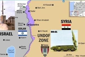 8 trạm giám sát Nga ở Golan: Mục đích là chặn Israel?