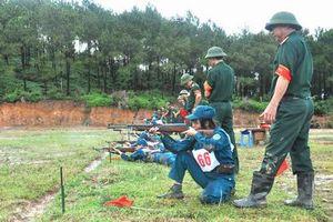 Tuyên truyền, tập huấn, diễn tập về phòng thủ dân sự