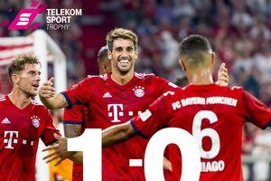 Man Utd tiếp tục thua khi thi đấu giao hữu với Bayern Munich
