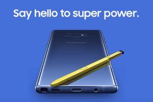 Hết quảng cáo, hộp đựng Galaxy Note 9 cũng bị lộ