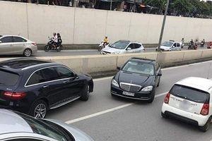 Chủ xe Mercedes biển 'ngũ quý' chạy ngược chiều hầm Kim Liên là ai?