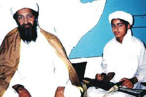 Con trai bin Laden cưới con gái không tặc