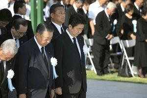 Nhật Bản tưởng niệm 73 năm thảm họa nguyên tử Hiroshima