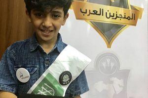 8 tuổi được công nhận người lặn trẻ nhất thế giới Ả Rập