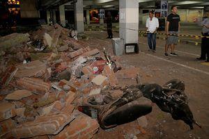 Kinh hoàng động đất ở Indonesia, hơn 80 người thiệt mạng, cảnh báo sóng thần