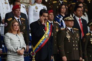 Tổng thống Venezuela bị ám sát hụt: Bắt giữ 6 người liên quan