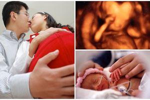 5 sai lầm khi bố mẹ 'yêu' khiến thai nhi ĐAU ĐỚN, bầu bị sảy thai, sinh non cũng chỉ vì 'chiều' chồng theo cách này