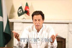 Đảng PTI chính thức đề cử ông Imran Khan làm Thủ tướng Pakistan