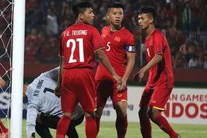 Hòa Myanmar, U16 Việt Nam chính thức bị phế ngôi vương