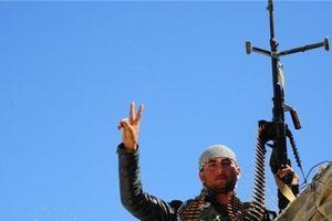 Badiyeh rung chuyển khi quân đội Syria bắt đầu chiến dịch đánh IS