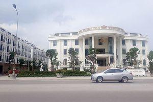 Những dự án BT tại Bắc Giang do Công ty Đại Hoàng Sơn thực hiện