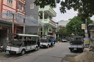 'Khai tử' tuk tuk ở Vân Đồn: Mua xe điện vẫn phải chạy 'chui'