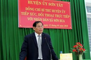 Bí thư Huyện ủy Sơn Tây, Quảng Ngãi bị kỷ luật