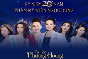 Hé lộ dàn sao khủng tham dự sự kiện mừng sinh nhật 20 năm TMV Ngọc Dung