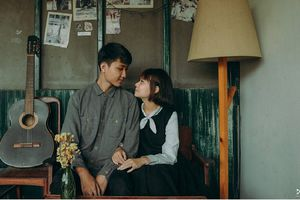 Cặp đôi 'gửi thời đẹp đẽ đơn thuần của chúng ta' phiên bản Việt trở lại với bộ ảnh siêu ngọt