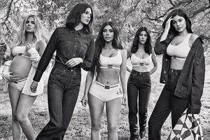 Gia đình Kardashian trở thành đề tài cười chê của cư dân mạng do lỗi Photoshop ngớ ngẩn
