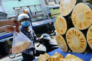 Ăn phải trái của cây bị tiêm kháng sinh, người dùng có bị ảnh hưởng?