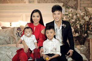 Những mỹ nhân Việt có con riêng vẫn lấy được đại gia, chồng yêu chiều hết mực