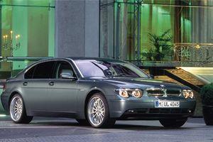 Thaco sẽ đưa BMW 7 Series trở lại Việt Nam vào tháng 9