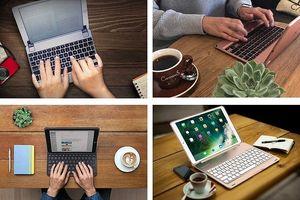 Biến iPad thành Macbook với lựa chọn bàn phím phù hợp