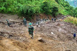 Tình quân dân nơi rốn lũ Lai Châu