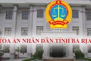 Công bố Nghị quyết về thành lập TAND và Viện KSND thị xã Phú Mỹ