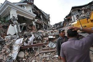 Chưa có thông tin người Việt Nam bị ảnh hưởng do động đất ở Indonesia
