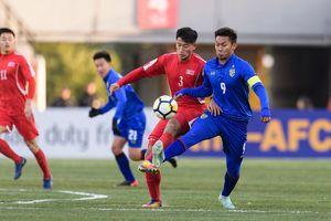 U23 Thái Lan thua tiếp U23 Myanmar, trắng tay trước thềm ASIAD