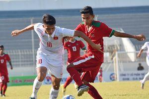 Công thủ đều tồi, U16 Việt Nam thành cựu vô địch Đông Nam Á