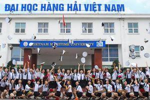 Đại học Hàng hải Việt Nam công bố điểm chuẩn