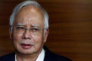 Cựu Thủ tướng Malaysia Najib sẽ bị buộc tội rửa tiền