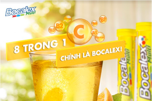 Bocalex mỗi ngày- Phương châm sức khỏe mới của người công nhân