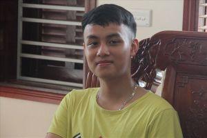 Chân dung chàng thủ khoa Học viện Cảnh sát quê Hà Tĩnh