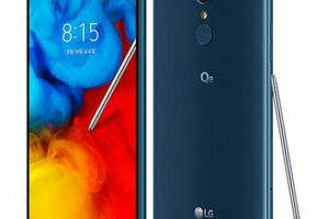 LG Q8 (2018) trình làng, màn hình bự, giá 11 triệu đồng