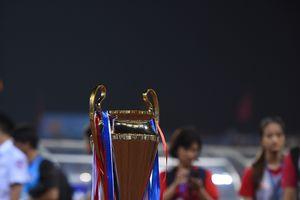 Không khí sôi động trước trận đấu giữa U23 Việt Nam và U23 Uzbekistan