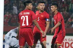Hòa Myanmar, U16 Việt Nam bị loại ngay vòng bảng
