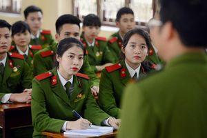 Học viện An ninh nhân dân chưa đề xuất rà soát thí sinh trúng tuyển