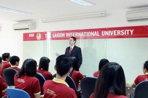 Đại học Quốc tế Sài Gòn (SIU) công bố điểm chuẩn năm 2018