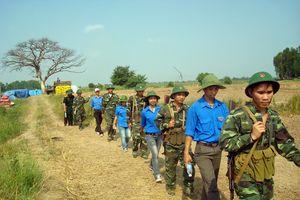 Quân dân đoàn kết bảo vệ biên cương