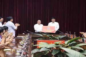 Agribank tài trợ cho tỉnh Điện Biên thực hiện chương trình An sinh xã hội