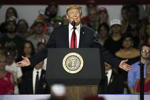 Ông Trump: Mỹ ở 'cửa trên' trong cuộc chiến thương mại với Trung Quốc