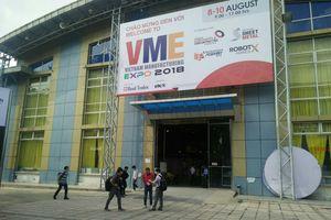 Triển lãm VME 2018: Hội tụ trí tuệ công nghệ