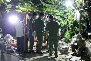 Nghi án bé gái 11 tuổi bị sát hại, giấu xác trong chậu xi măng
