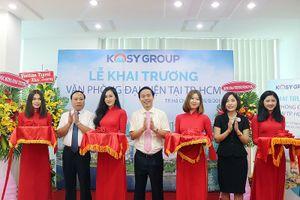 Tập đoàn Kosy khai trương văn phòng đại diện tại TP. Hồ Chí Minh