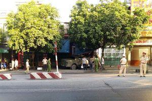 Xôn xao thông tin nổ súng tại Vàng Danh - Quảng Ninh khiến một người tử vong