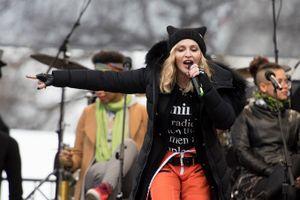 Madonna trẻ trung ở tuổi 60 nhờ ăn thực dưỡng và chăm vận động