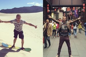 Chàng trai 31 tuổi vừa đi du lịch vòng quanh thế giới vừa kiếm được 1 triệu USD